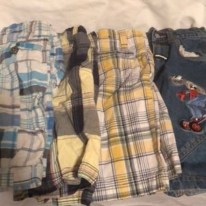 Other - Boys shorts! 4 pairs sold!!